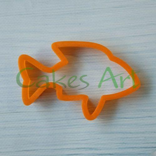 Вырубка для пряников: Рыбка 003