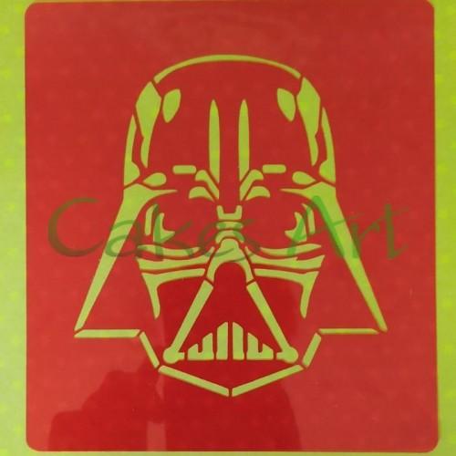 Трафарет для торта и пряников: Дартвейдер Звездные войны