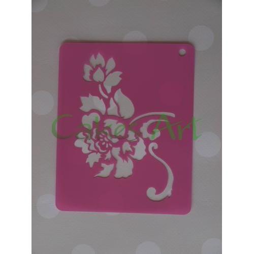 Трафарет для торта и пряников: Цветы
