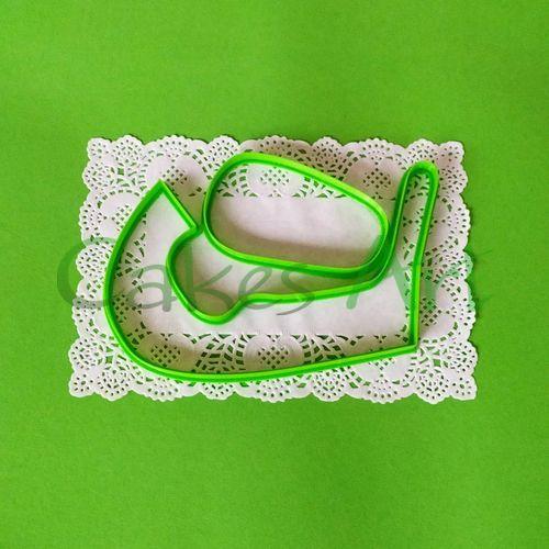 Набор форм для пряников  : 3д  Детские пинетки для мастики и пряников